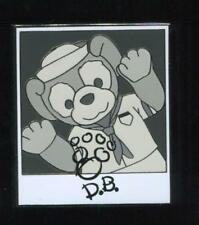 Characters & Cameras Mystery - Duffy Bear Chaser - LE 250 Disney Pin 99804