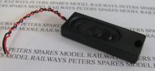 995200038 DCC Supplies 58mm L x 22mm W x 9mm H 4ohm 1 Watt Bass Reflex Speaker