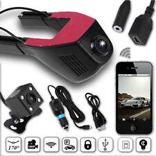 1080P HD Hidden Car Vehicle WiFi DVR Camera Video Recorder Dash Cam Night Vision