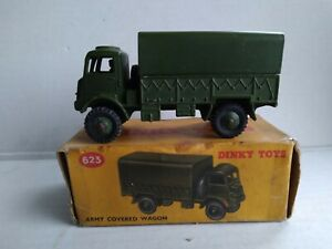DINKY No 623 COVERED WAGON .