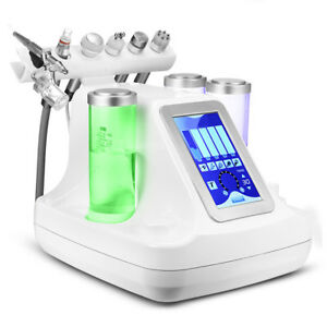 6 in 1 Water Dermabrasion Deep Cleansing Hydro Dermabrasion Hydra Facial Machine