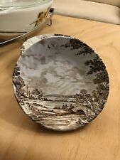 VINTAGE RIDGWAY POTTERY 'COUNTRY DAYS' SMALL BOWL/DISH x 4