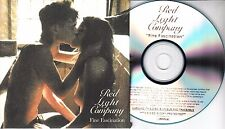 RED LIGHT COMPANY Fine Fascination 2008 UK 10-tk w'marked/numbered promo test CD