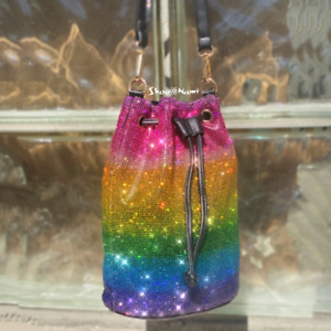 SHIMMI PURSE Rainbow