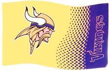 Forever Collectibles Vikings du Minnesota Se Fanent Drapeau DRAPEAU FANION NFL