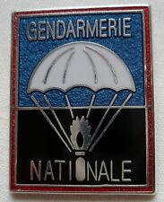 Insigne Gendarmerie numéroté 01 EPIGN ESCADRON PARACHUTISTE ORIGINAL LUXE rare