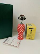 [ALESSI] Alessandro M. Corkscrew Wine Opener Ltd. Ed. AM23 15 - Red & White
