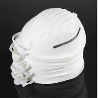 10x Dust Mask Disposable Cleaning Moldeds Face Masks Respirator Safety Non-Toxic