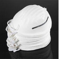 Masque anti-poussière Nettoyage jetable moulé sécurité non-toxique