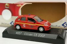 Solido 1/43 - Citroen C3 Pompiers du Var