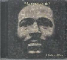 VARIOUS ARTISTS - MARVIN IS 60: A TRIBUTE ALBUM NEW CD