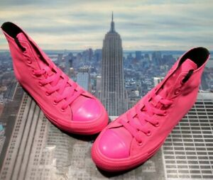 Converse x OPI Chuck Taylor All Star High Pink Mens Size 4 or Womens 6 165658c