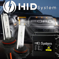 HIDSystem H1/H3/H4/HB2/H7/9005/9006/HB4 Xenon Light HID Kit Slim Ballasts 55W