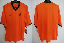 2000-2001 Netherlands Holland Dutch KNVB Oranje Jersey Shirt Home Nike XL BNWT