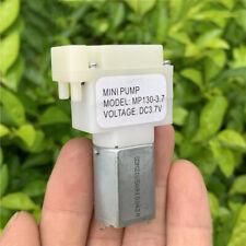 Dc3v 5v 37v Micro 130 Motor Inflator Air Pump Mini Diaphragm Vacuum Oxygen Pump