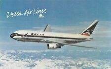 Airline DELTA AIR LINES BOEING 767 204 passengers