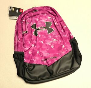 Under Armour  UA YOUTH Storm Scrimmage Backpack 1277422 PINK/PURPLE 1277422-665