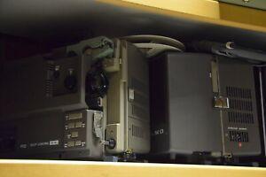 Elmo 16mm Tonfilmprojektor ALR licht+Magnet+Aufnahme