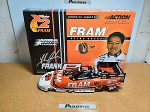 2001 Frank Pedregon CSK Auto / Fram Firebird 1:24 NHRA Funny Car Action MIB