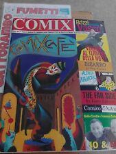 Comix n.6  rivista a fumetti anno 1996 - ed.Panini buono