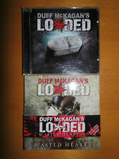 Duff McKagan's Loaded 2 CDs: Wasted Heart EP & Sick