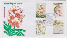 Philippines-1980 Orchids of the Philippines First Day Cover