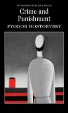 NEW Crime and Punishment By FYODOR DOSTOEVSKY Paperback Free Shipping