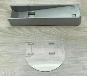 Console System Stand Dock Holder & Base Plate For Nintendo Wii RVL-017 RVL-019