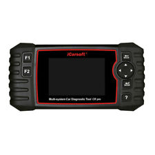 iCarsoft CR Pro Universal Diagnostic Scanner Full Systems ABS SRS Oil EPB reset