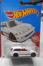 HOT WHEELS '90 HONDA CIVIC EF Then And Now 2016