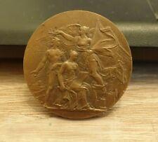 Médaille en Bronze : Ville de Périgueux - 1912