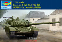 Trumpeter 09548 1/35  Russian T-72A Mod. 1985 MBT model kit ◆