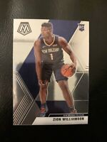 2019-20 Panini Prizm MOSAIC ZION WILLIAMSON ⭐ Rookie Card RC #209 🔥 ⭐ 📈