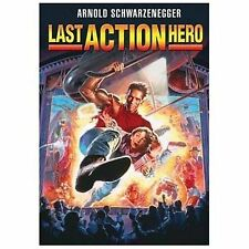 THE LAST ACTION HERO (NEW DVD)