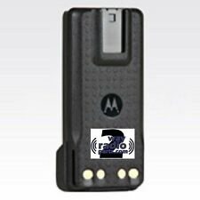 Real Motorola Slim LiIon Battery IP67 APX2000 APX3000 APX4000 Li  PMNN4406AR