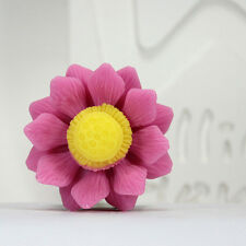 Lotus flower - Handmade Silicone Soap Mold Candle Mould Diy Craft Molds