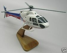 AS-355 Ecureuil 2 Eurocopter Helicopter Wood Model Big