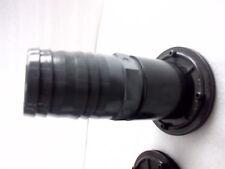 Foliendurchführung 63 mm mit Schlauchanschluß 63 mm, Folienflansch