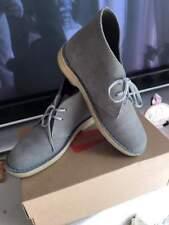 Scarpe Clarks Original Desert Boot 38 ultima collezione perfette NUOVE GRIGIE