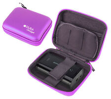 Hard EVA Shell Case for Elgato Game Capture HD / HD 60 in Fashionable Purple
