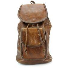 Bolsos de mujer mochila color principal marrón