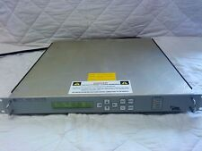 LNR Digital Video Exciter, Broadcast Satellite Interface ASI RF Video Exciter