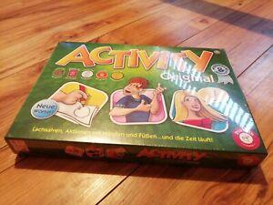 Piatnik 6028 - Activity Original, Board Game German language BRAND NEW SEALED