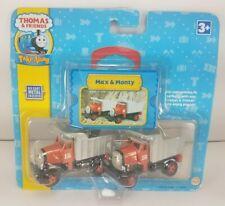 New 2008 Thomas & Friends Take Along Max & Monty Die-Cast Dump Trucks LC76215