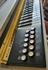 More details for selmer london - italian 'major companion' electric organ - made in italy 1960's