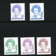 Nederland Beatrix inversie 1491b-1501b doorgestanst - Postfris