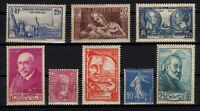 PP137251/ FRANCE – YEARS 1933 - 1939 MINT MNH SEMI MODERN LOT – CV 126 $