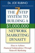 The 7-Step System to Building a $1,000,000 Network Marketing Dynasty: How to