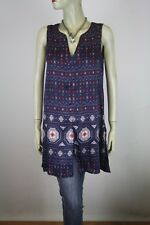 TABLE EIGHT Tunic Style Top sz 10 As New - BUY Any 5 Items = Free Post