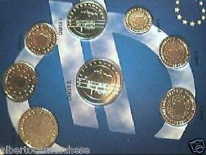 2012 OLANDA 8 monete 3,88 euro pays bas Paises Bajos Paesi Bassi Netherlands